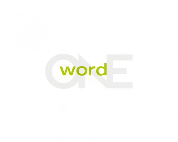 OneWord Identity