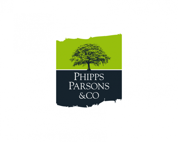 Phipps Parsons & Co Identity
